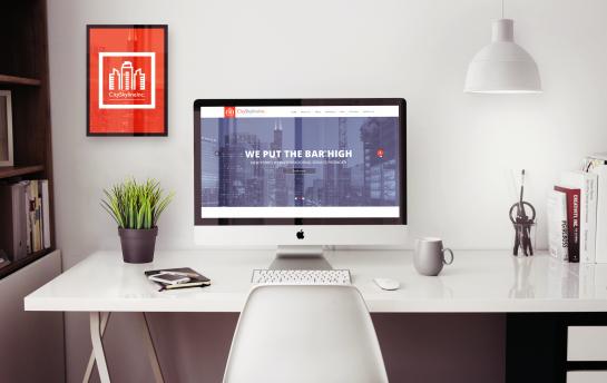 City Skyline Inc. Responsywna Strona www