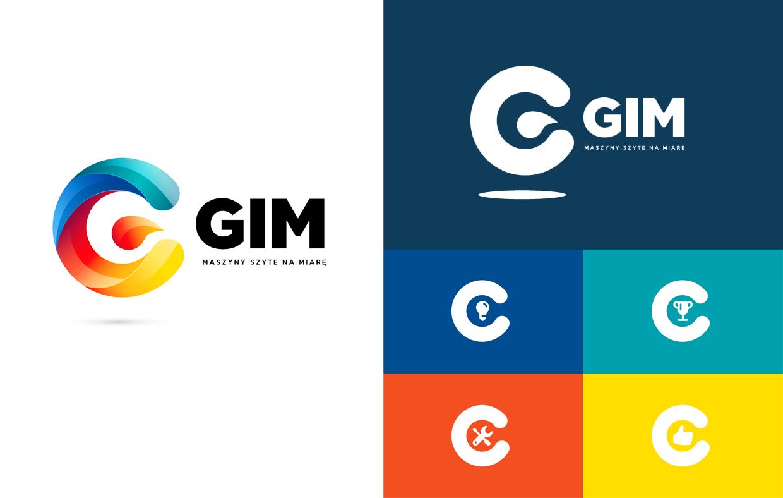 GIM - Projekt Logo
