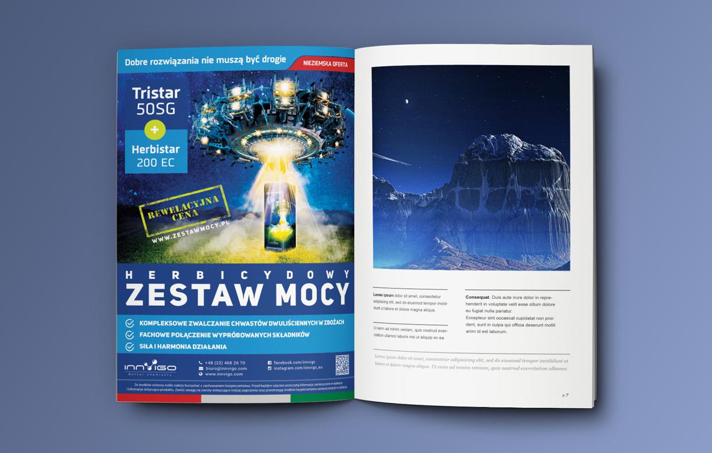 Innvigo Reklama Zestaw Mocy