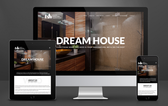 City Design Services Web Design